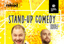 Spectacol de stand-up